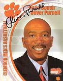 Oliver Purnell Clemson Tigers basketball coach